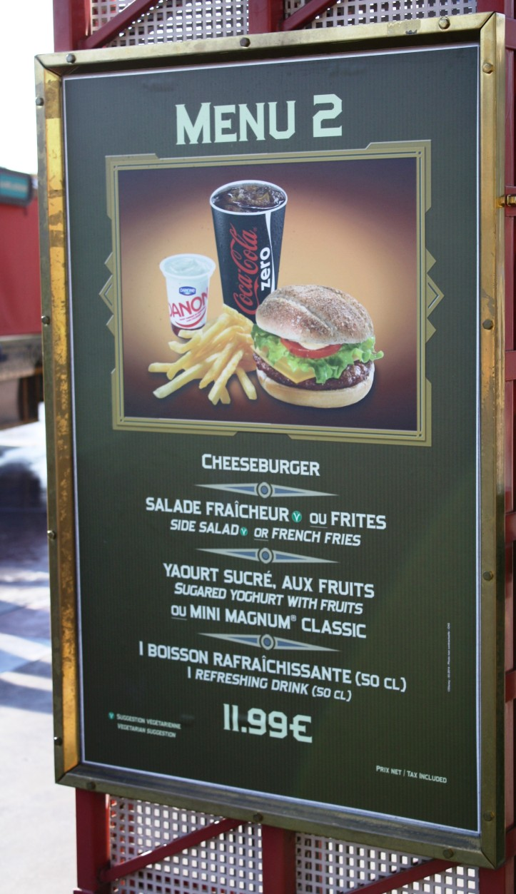Café Hyperion, Disneyland Paris