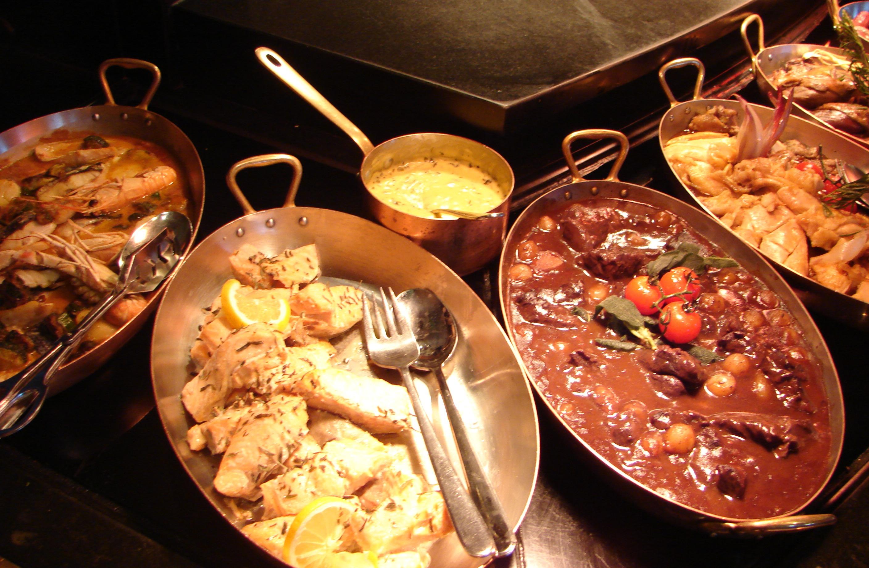 Restaurant inventions disneyland hotel disneyland paris parce que j 39 adore critiquer - Restaurant poisson grille paris ...