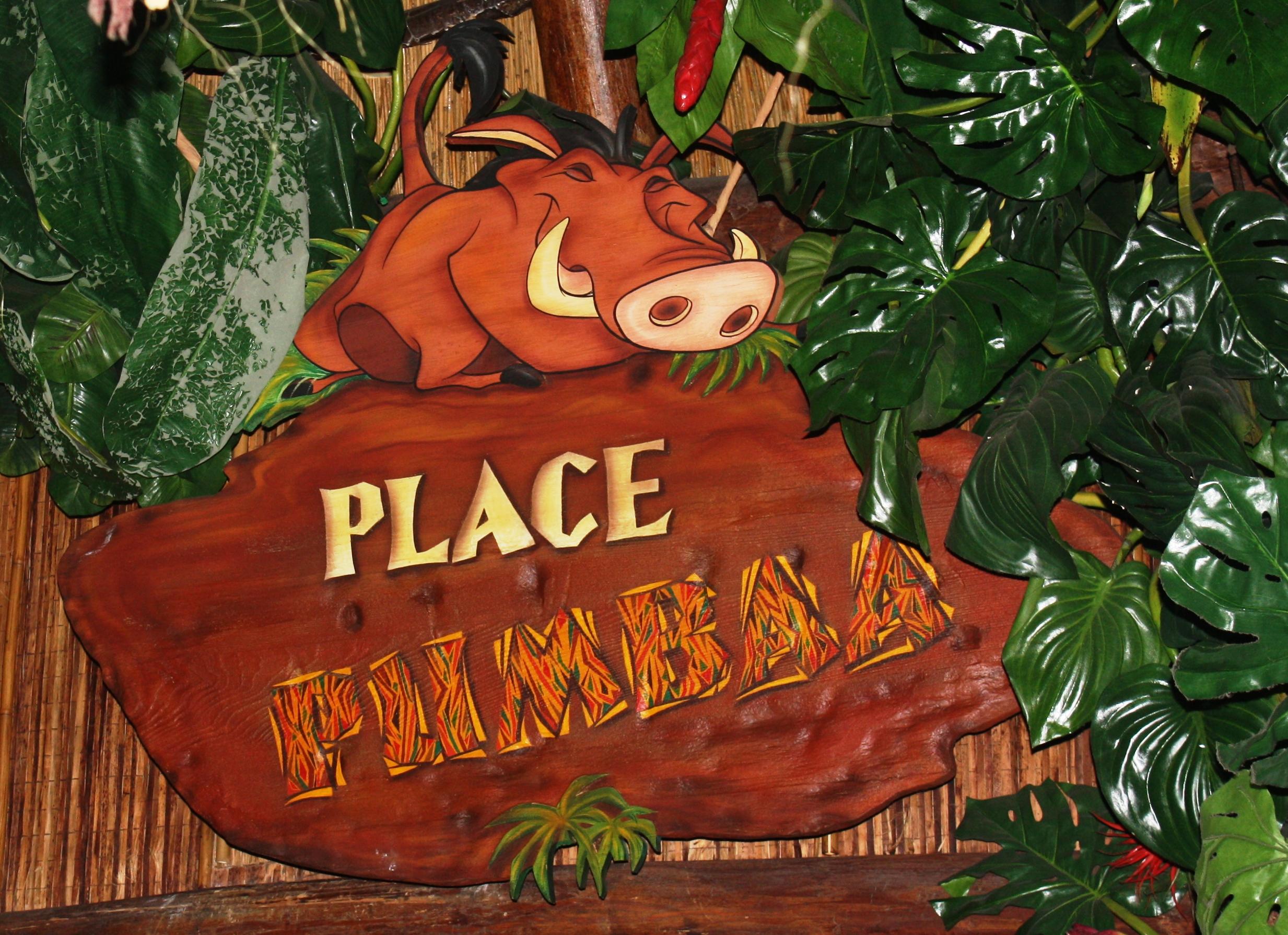 Hakuna Matata Disneyland Paris Parce Que J 39 Adore Critiquer