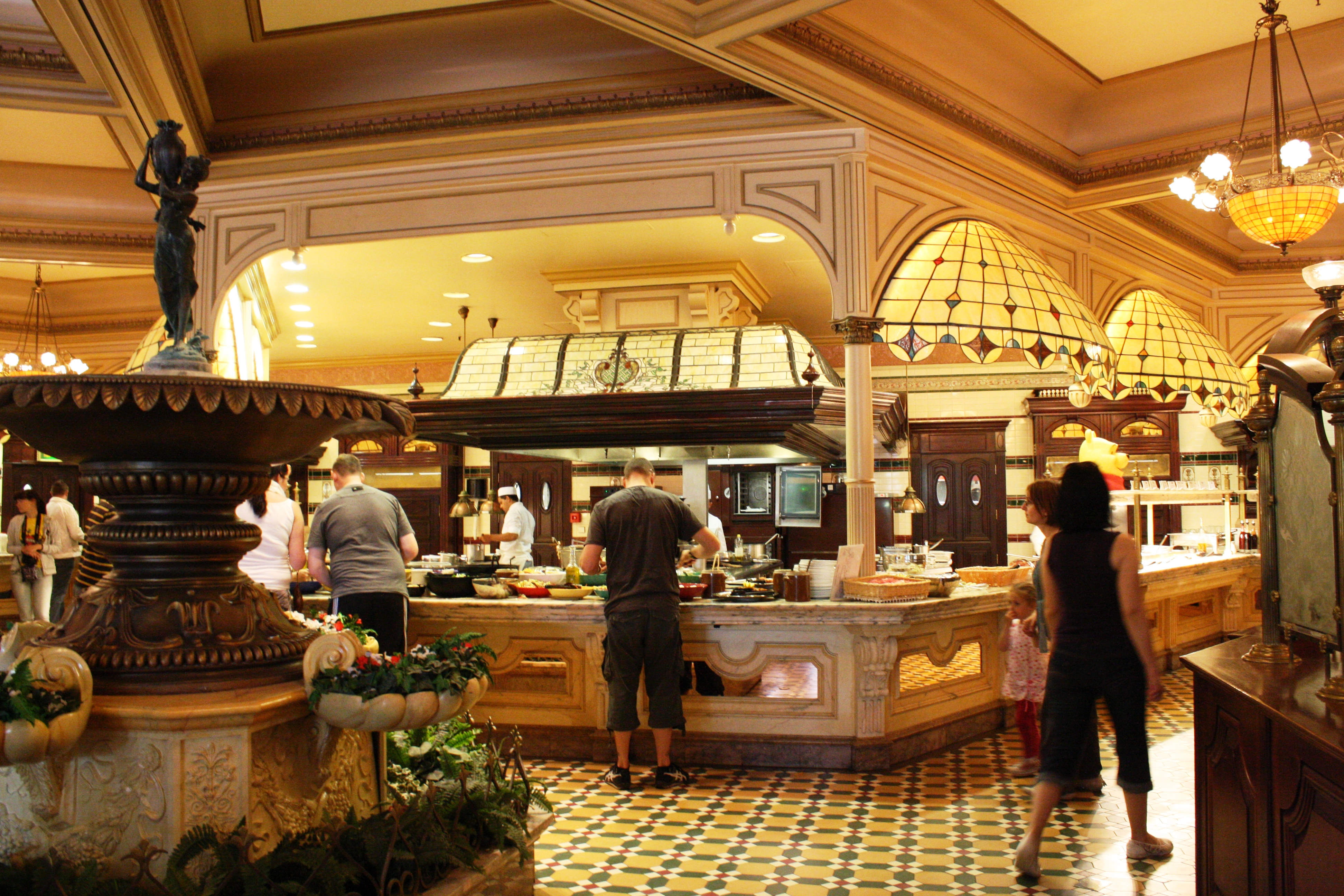 Restaurant Poulet Paris