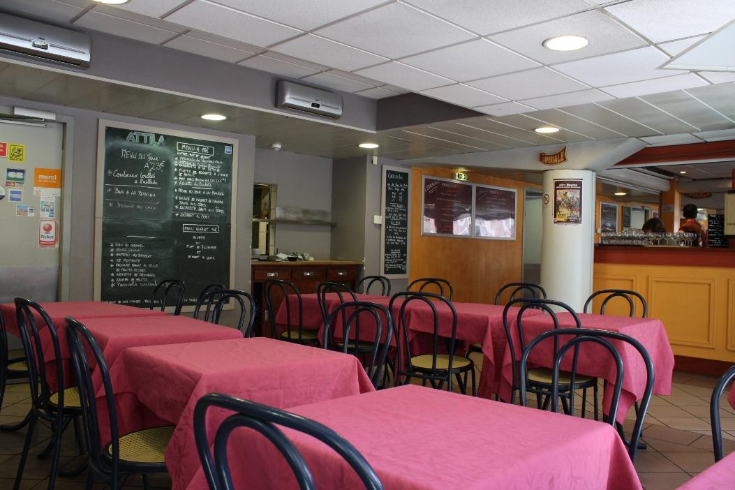 Restaurant Attila Toulouse