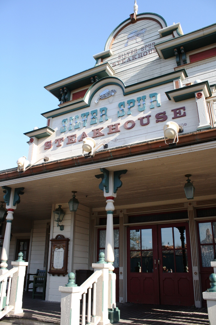 Silver Spur Steakhouse, Disneyland Paris