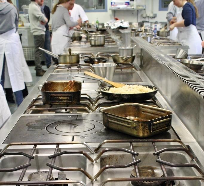 Être jury dans un concours de cuisine ... (n°1 : le plat)