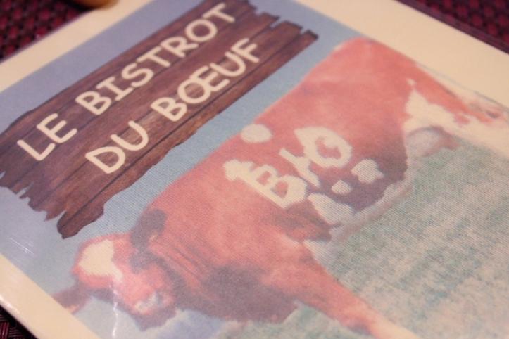 Le Bistrot du Bœuf Bio, Salon de l'Agriculture, Paris - 15e arrondissement