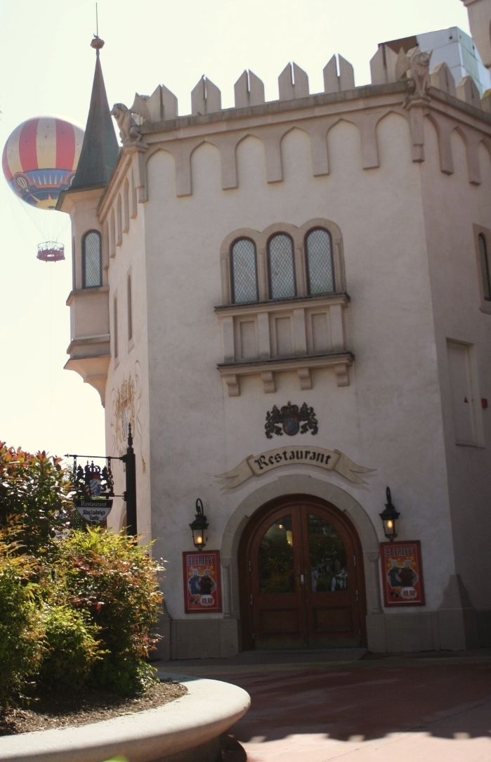 King Ludwig's Castle, Disney Village, Disneyland Paris