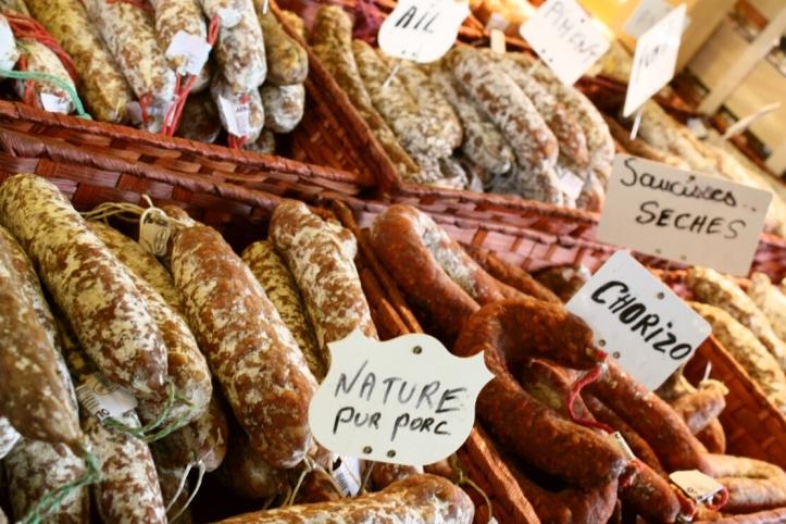 Marché des Capucins, Bordeaux