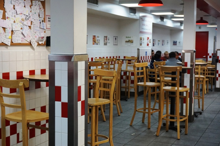 Five Guys, New York