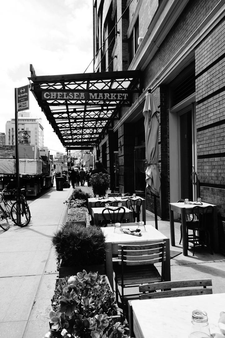 Chelsea Market, New York