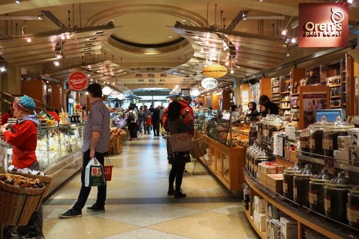 Grand Central Market, New York