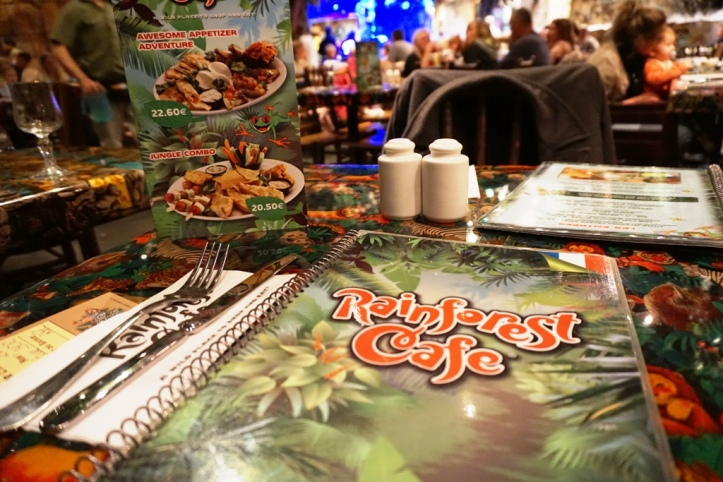 Rainforest Café, Disney Village, Disneyland Paris - n°3