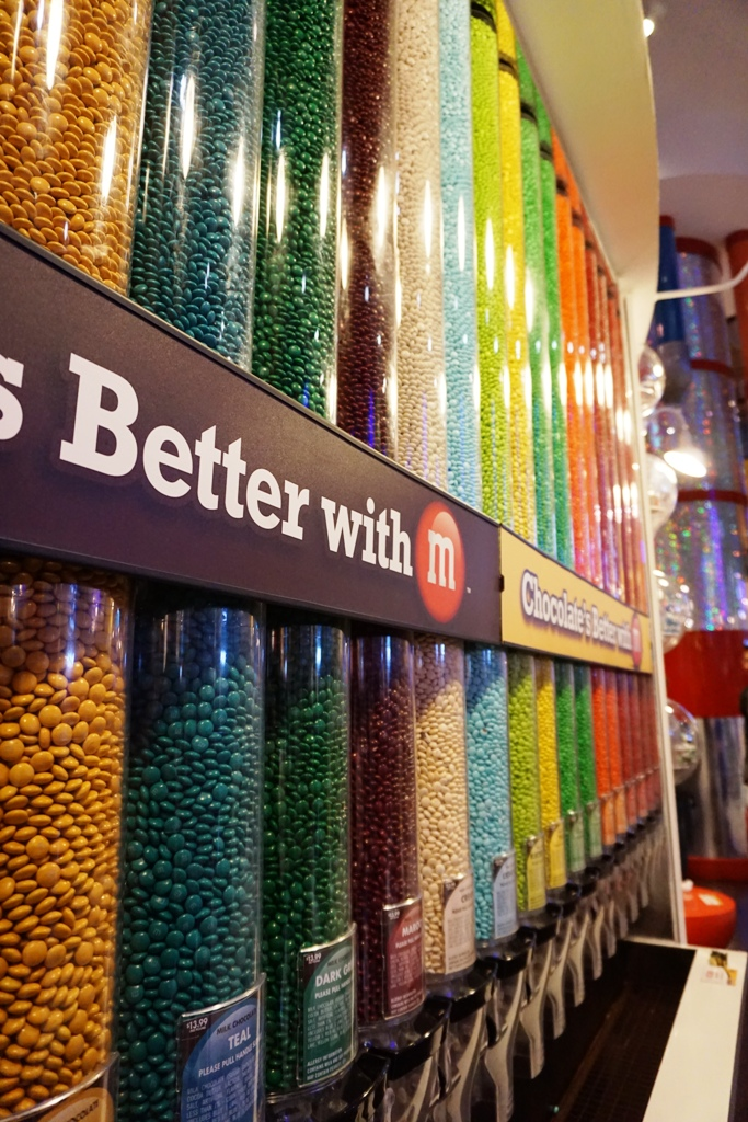 M&M's World, New York