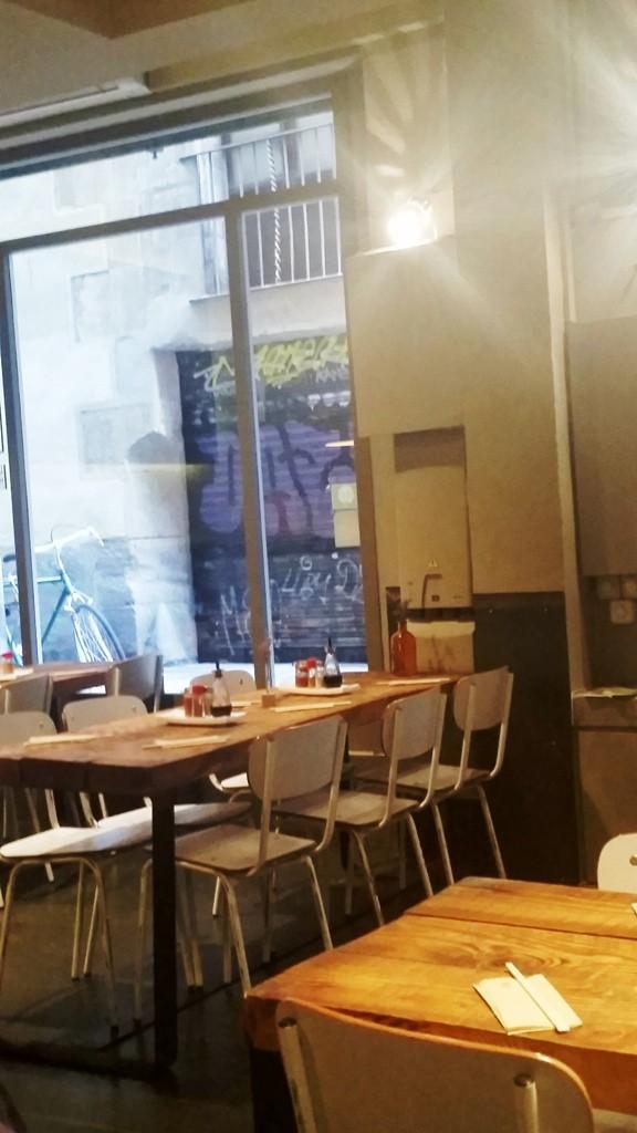 Koku Kitchen, Barcelone