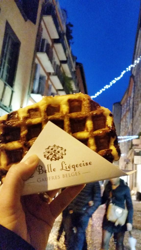 La Belle Liégeoise, Toulouse