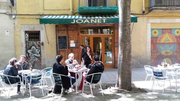 Joanet, Barcelone