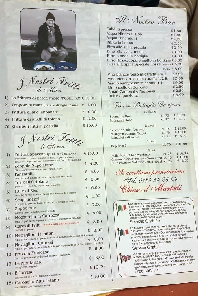 Spaccanapoli, San Remo
