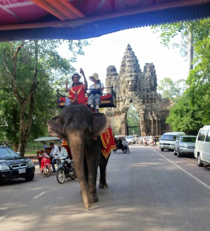 Life in Cambodia ...