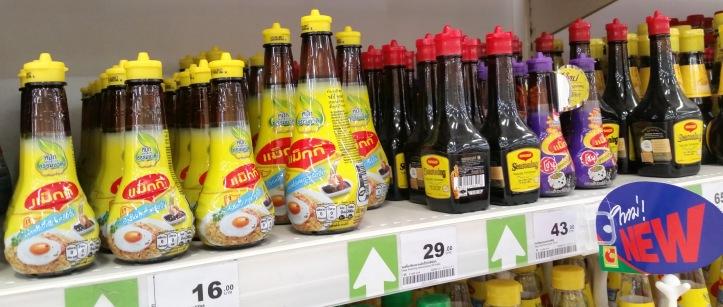 Supermarchés, Thaïlande