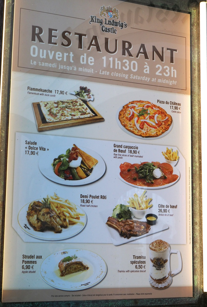 Les cartes menus des restaurants fast food et bars for J s food bar 01708